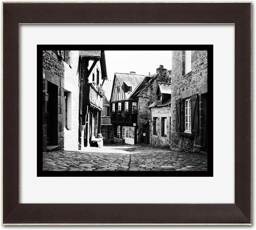 How To Choose The Mat Color In Passepartout Framing