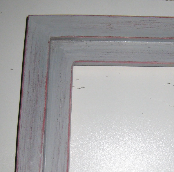 Finishing frames :How to paint or polish picture frames