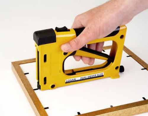 stapler wood