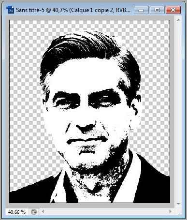 Warhol Clooney threshold