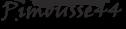 Pimousse signature
