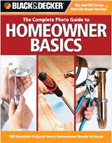 Home owner DIY handbook